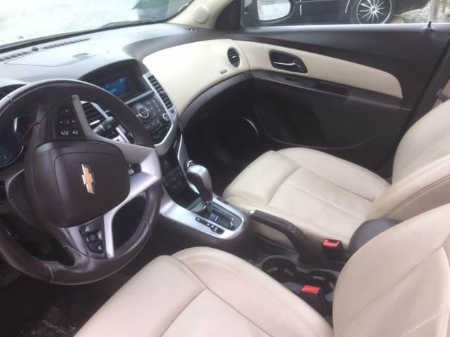 2011 Chevrolet Cruze LTZ 4dr Sedan - New Iberia LA