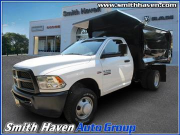 2017 RAM Ram Chassis 3500 for sale in Saint James, NY