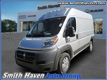 2016 RAM ProMaster Cargo for sale in Saint James, NY