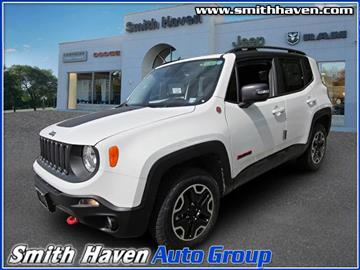 2016 Jeep Renegade for sale in Saint James, NY