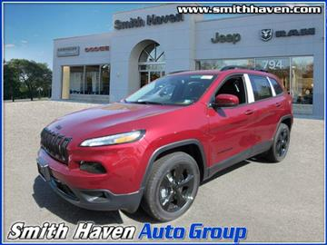2016 Jeep Cherokee for sale in Saint James, NY