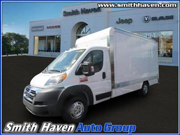 2016 RAM ProMaster Cutaway Chassis for sale in Saint James, NY