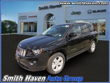 2017 Jeep Compass for sale in Saint James, NY