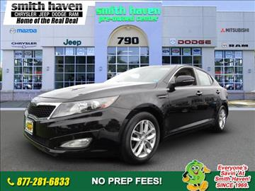 2013 Kia Optima for sale in Saint James, NY