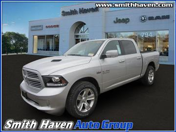 2017 RAM Ram Pickup 1500 for sale in Saint James, NY