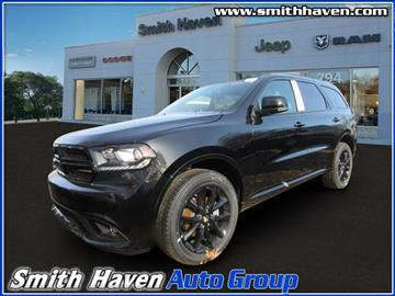 2017 Dodge Durango for sale in Saint James, NY