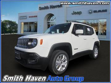 2017 Jeep Renegade for sale in Saint James, NY