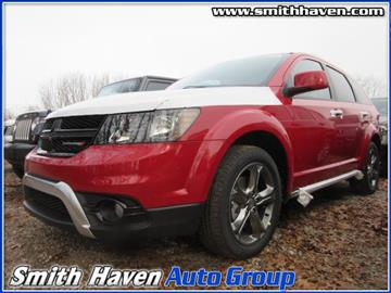 2017 Dodge Journey for sale in Saint James, NY
