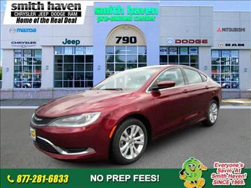 2015 Chrysler 200 for sale in Saint James, NY