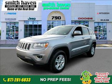 2015 Jeep Grand Cherokee for sale in Saint James, NY