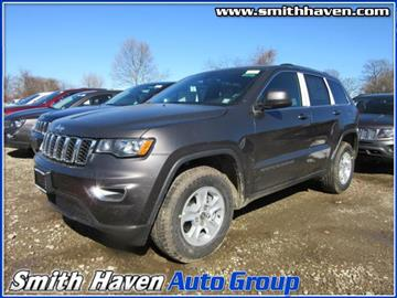 2017 Jeep Grand Cherokee for sale in Saint James, NY