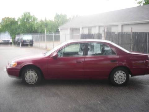 1998 Toyota Camry for sale at ALL Auto Sales Inc in Saint Louis MO