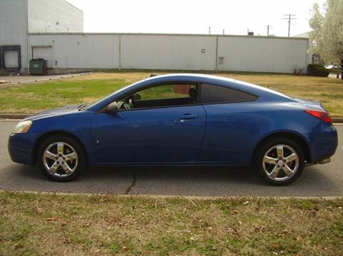2007 Pontiac G6 for sale at ALL Auto Sales Inc in Saint Louis MO