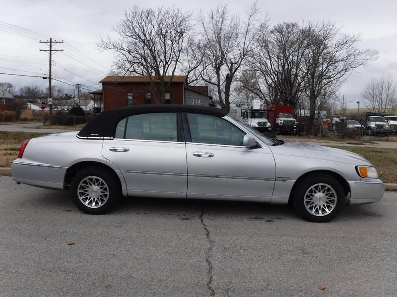 2000 Lincoln Town Car Signature 4dr Sedan In Saint Louis Mo All