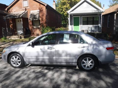 2004 Honda Accord for sale in Saint Louis, MO