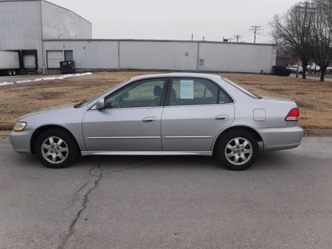 2002 Honda Accord for sale in Saint Louis, MO