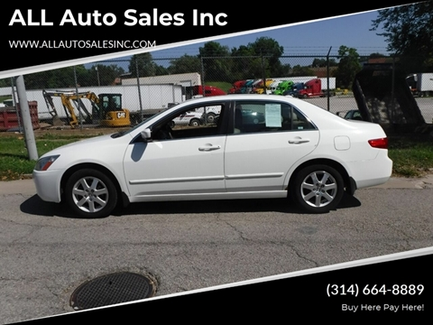 2005 Honda Accord for sale in Saint Louis, MO