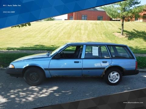 1992 Chevrolet Cavalier for sale in Saint Louis, MO