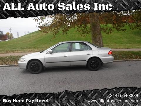 1998 Honda Accord for sale in Saint Louis, MO