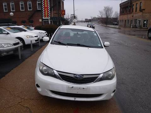 2009 Subaru Impreza 2.5i for sale at ALL Auto Sales Inc in Saint Louis MO