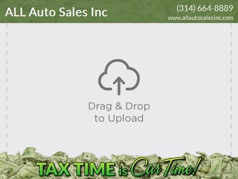 2007 Dodge Grand Caravan SXT for sale at ALL Auto Sales Inc in Saint Louis MO