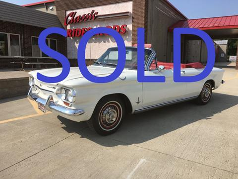 1963 Chevrolet Corvair for sale in Annandale, MN