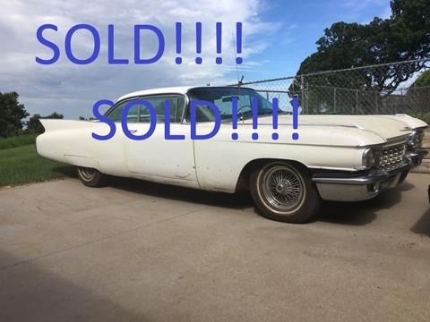 1960 Cadillac Series 62 for sale in Annandale, MN