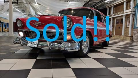 1956 Chevrolet Nomad for sale in Annandale, MN