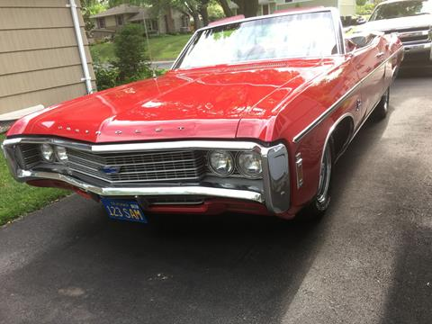 1969 Chevrolet Impala for sale in Annandale, MN