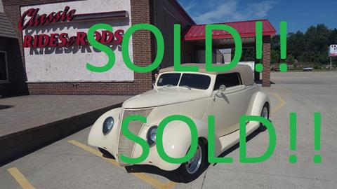 1937 Ford Cabriolet  for sale in Annandale, MN