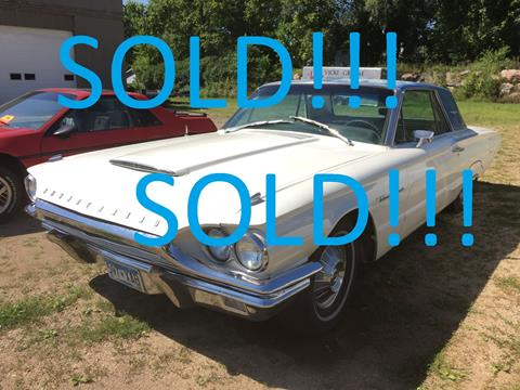1963 Ford Thunderbird for sale in Annandale, MN