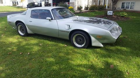 1979 Pontiac Trans Am for sale in Annandale, MN