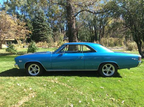 1967 Chevrolet Chevelle for sale in Annandale, MN