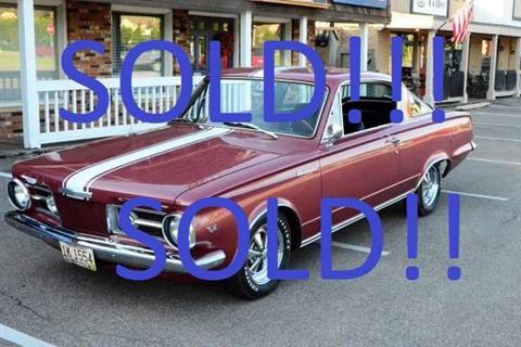 1964 Plymouth Barracuda for sale in Annandale, MN