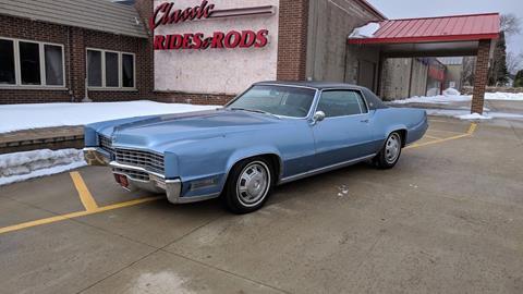 1967 Cadillac Eldorado For Sale In Marion Ia Carsforsale
