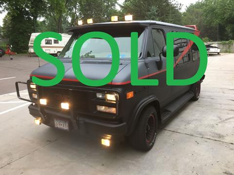 1993 GMC Vandura for sale in Annandale, MN