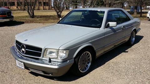 1987 Mercedes-Benz 560-Class for sale in Annandale, MN