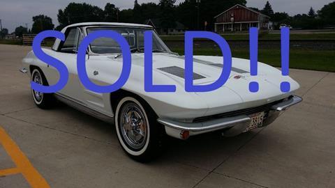 1963 Chevrolet Corvette for sale in Annandale, MN