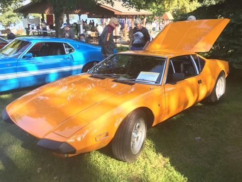 1973 De Tomaso Pantera for sale in Annandale, MN