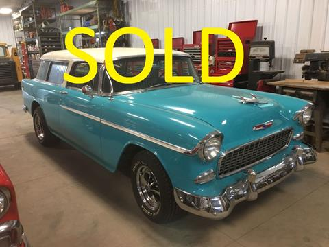 1955 Chevrolet Nomad for sale in Annandale, MN