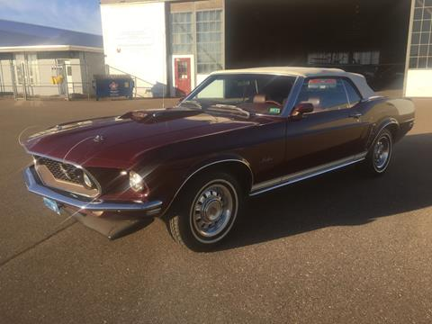 Used 1969 Ford Mustang For Sale Carsforsalecom