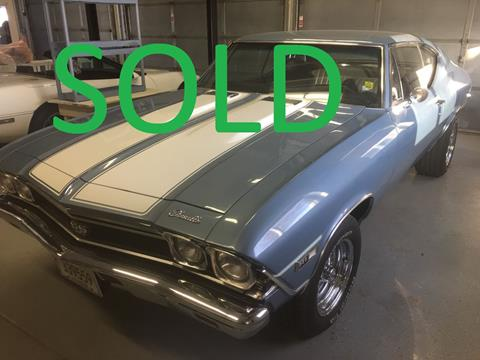 1968 Chevrolet Chevelle for sale in Annandale, MN