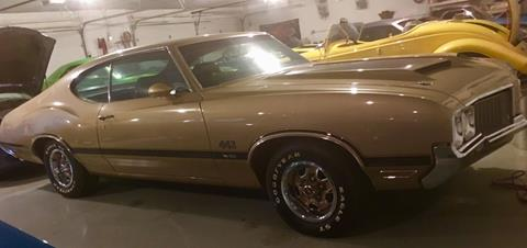 1970 Oldsmobile 442 for sale in Annandale, MN