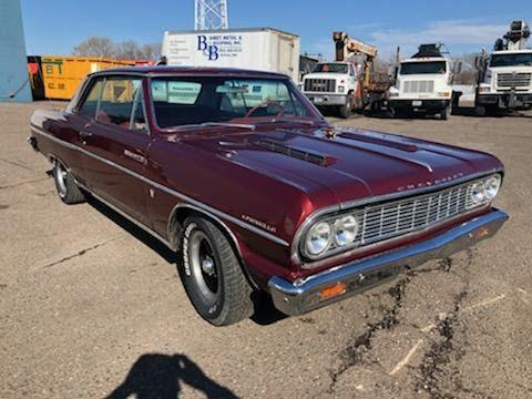 1964 Chevrolet Chevelle for sale in Annandale, MN