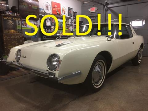 1963 Studebaker Avanti for sale in Annandale, MN