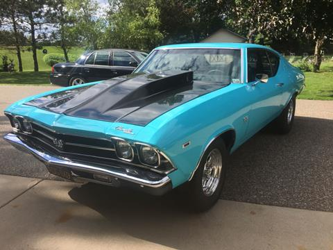1969 Chevrolet Chevelle for sale in Annandale, MN