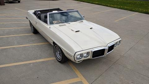 1969 Pontiac Firebird for sale in Annandale, MN