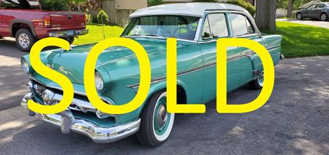1954 Ford Crestline for sale in Annandale, MN