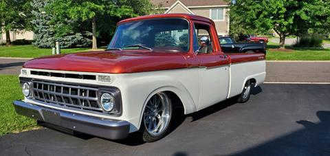 1965 Ford F-100 for sale in Annandale, MN
