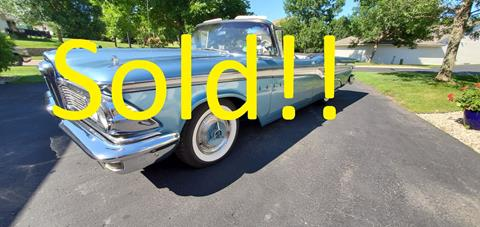 1959 Edsel CORSAIR CONVERTIBLE for sale in Annandale, MN
